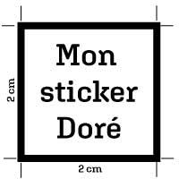 stickers standard