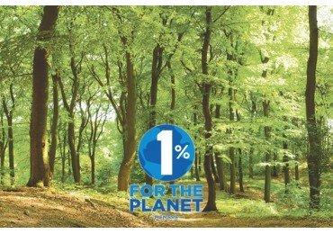 1POURCENT FOR THE PLANET- Votre imprimeur en ligne s'engage